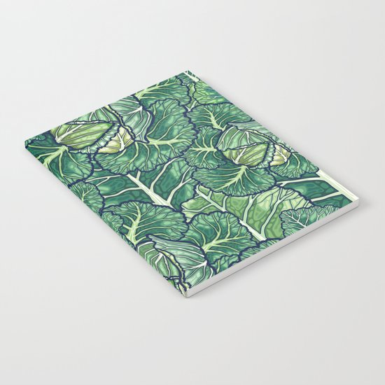 dreaming cabbages Notebook