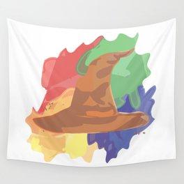 Magic cute Hat Wall Tapestry