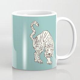 BROWN TIGER Coffee Mug