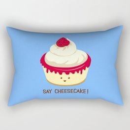Say CheeseCake! Rectangular Pillow