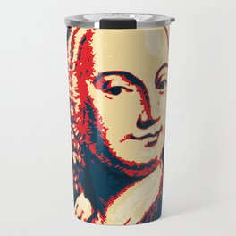 Vivaldi Pop Art Travel Mug