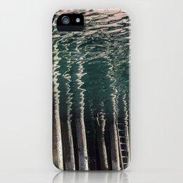 Climb the Ladder iPhone Case