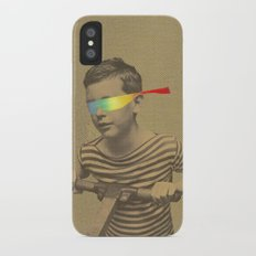 Occhiali cromodimensionali Slim Case iPhone X