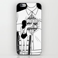 Read all about you iPhone Skin