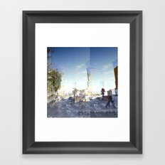 Wednesday 27 February 2013: whence hence afore temperament Framed Art Print