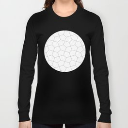 Fracture II (from Subtraction Records archives) Long Sleeve T-shirt