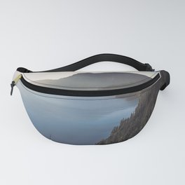 First Light at the Lake Fanny Pack