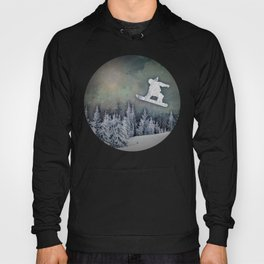The Snowboarder Hoody