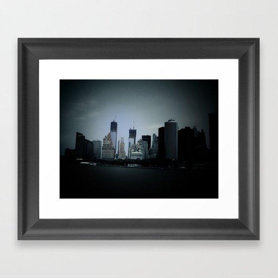 New York in 20 pics - Pic 7. Framed Art Print
