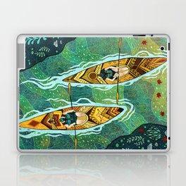 Kayaking Laptop & iPad Skin