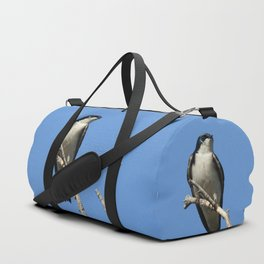 Male Tree Swallow Duffle Bag