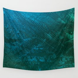 Ferns pattern Wall Tapestry