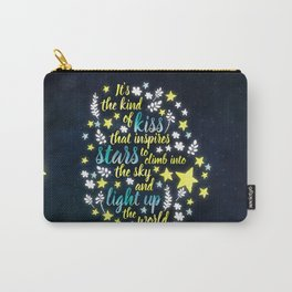 Shatter Me - Stars quote design Carry-All Pouch