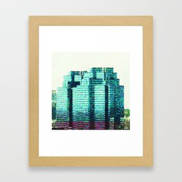 Sometimes the King is a Woman Framed Art Print