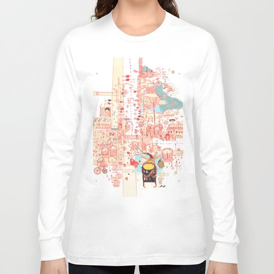 Stranger Long Sleeve T-shirt