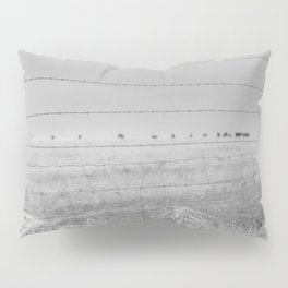 Fenced In Westward Pillow Sham