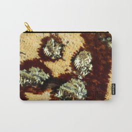 BUTTERFLY MAGNIFIED - ANTEROS FOMOSUS Carry-All Pouch