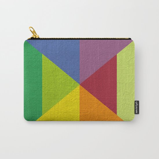 Abstract #241 Carry-All Pouch