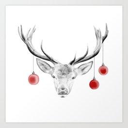 It's Christmas Time Art Print