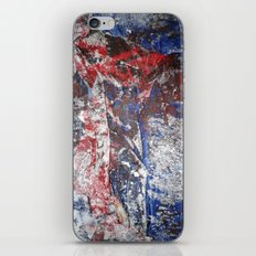 SupermanAbstract iPhone & iPod Skin