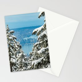 V is for Vancouver Stationery Cards