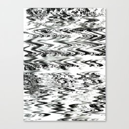 automatic static Canvas Print