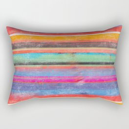 cosmic serape I Rectangular Pillow