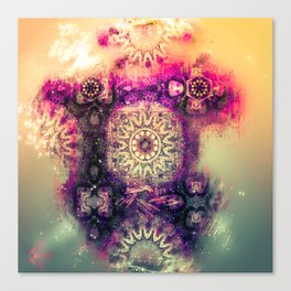 Transvestite Galaxy Canvas Print