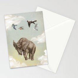 DREAMS BECOME TRUE Stationery Cards