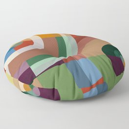 Colour Revolution EIGHT Floor Pillow