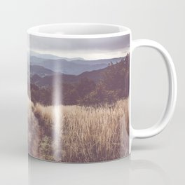 Bieszczady Mountains - Landscape and Nature Photography Coffee Mug