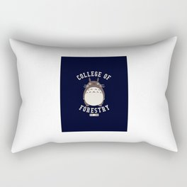 College of Forestry ghibli Rectangular Pillow