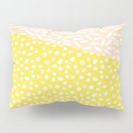 PUNTO Y RAYA  Pillow Sham