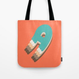 Typography series #A Tote Bag