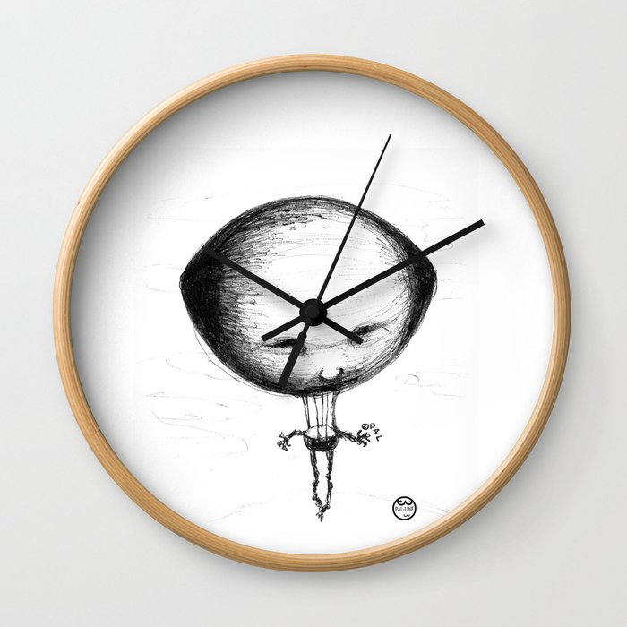 Pal-Mongolf Wall Clock