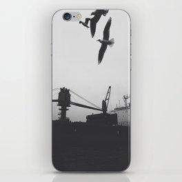 SHIP'n BIRD iPhone Skin