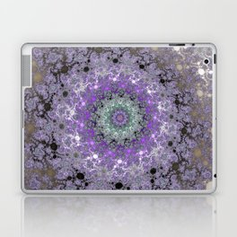 Fractal Wreath Laptop & iPad Skin