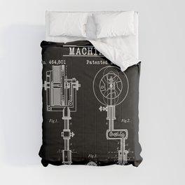 Retro Tattoo Machine | Tattoo Artist Comforters