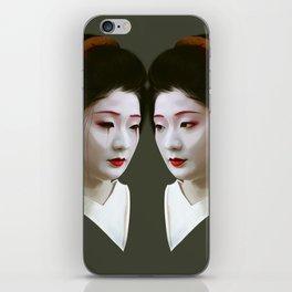 Geiko iPhone Skin