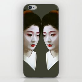 Geiko iPhone Skin