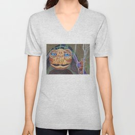 The Neverending Story. Morla and Atreyu Unisex V-Neck