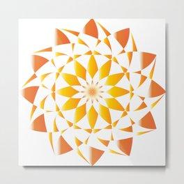 Flower 8 Metal Print