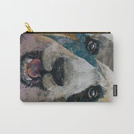 Panda Rock Carry-All Pouch