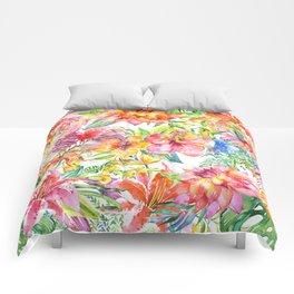 Tropical Burst Comforters