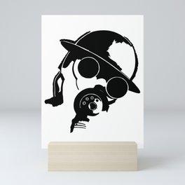 The Enemy! Mini Art Print