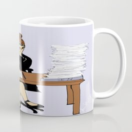 Swamped Coffee Mug