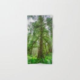 Ethereal Tree Hand & Bath Towel
