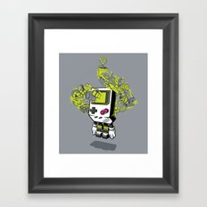 Pixel Dreams Framed Art Print
