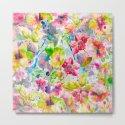 Watercolor Flowers by jirkasvetlik