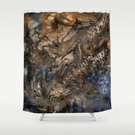 Cave Hunter - Limited Edition Shower Curtain